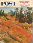 OCT 25 1958 SATURDAY EVENING POST magazine IN THE MOUNTAINS - DOGS
