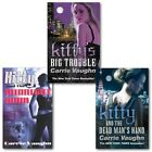 Carrie Vaughn Kitty collection 3 Books set.
