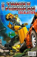 Transformers: Escalation #1 Cover A Comic Book - IDW