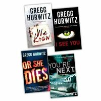 Gregg Hurwitz 4 Books Collection Pack Set