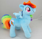 My Little Pony RAINBOW DASH Friendship is Magic Custom Plush New 13""