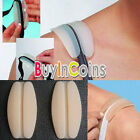 2Pcs Soft Silicone Bra Strap Holder Non-slip Shoulder Pads Relief Pain HF