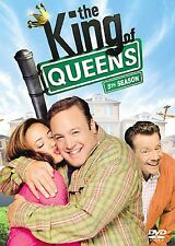 The King of Queens ~ Complete 5th Fifth Season 5 Five ~ NEW 3-DISC DVD SET