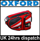 Oxford X60 Panniers Expandable Motorbike Motorcycle Luggage Bag Blue 60L