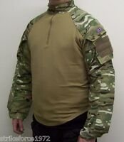 NEW - Genuine UK Issue Multicam MTP Under Body Armour UBACS Shirt - Size MEDIUM