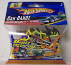 Hot Wheels series 1 Logo Silly Bandz - pack of 20