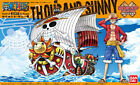 One Piece Grand Ship Collection Plastic Model Kit #01 Thousand Sunny