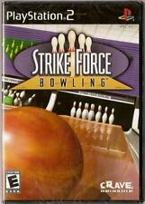 Strike Force Bowling   (Playstation 2)   NEW sealed
