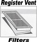 Register Vent Air Filters - Keep Ducts Clean!
