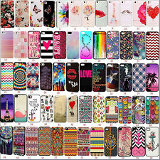 New Fashion Design Pattern Hard Back Case Cover For Apple iPhone 5 5S