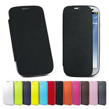 Ultra Slim PU Leather Flip Case Cover For Samsung Galaxy S3 III i9300