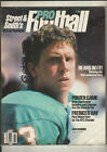 1986 Street & Smith Pro Football Yearbook Dan Marino Miami Dolphins Cover