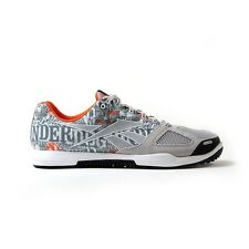Reebok Crossfit Nano 2.0  (Steel/White/Iron/Orange/Black) Men's Shoes V56032**