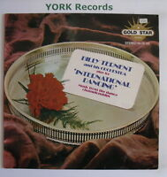 BILLY TERNENT - International Dancing - Excellent Con LP Record Gold Star 15-22
