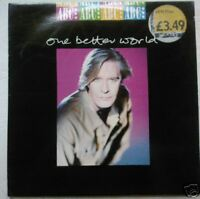 "ABC ~ One Better World ~ 12"" Single PS"