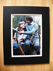 RICHARD BRIERS HAND SIGNED AUTOGRAPH 10X8 PHOTO MOUNT THE GOOD LIFE & COA