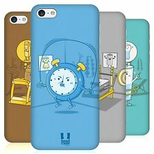 HEAD CASE DESIGNS WORK IT OUT HARD BACK CASE FOR APPLE iPHONE 5C
