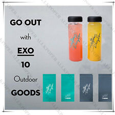 KPOP EXO The Celebrity ChanYeol's My Bottle Ad Water Cup + Bag Chan Yeol Design