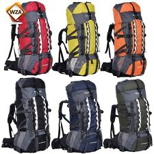 Outdoor Sports 30-35L Waterproof Riding Cycling Bike Bag Hiking Camping Backpack