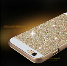Glitter Bling Bling Hard Phone Case Sparkling Cover For iPhone4 5 5C 6 Plus case