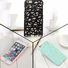 "Case Cover Plaid Hard BackProtect Skin For Apple iPhone 6 4.7""plus 5.5"" Pattern"