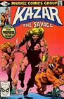 Ka-Zar The Savage #1-34 Set/Bruce Jones/Brent Anderson/Shanna/1981 Marvel Comics
