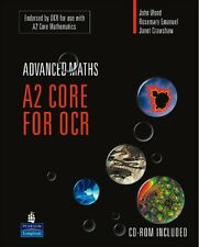 A2 Core Mathematics for OCR (OCR GCE Maths) (Paperback), 9780582842342, Emanuel.