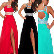 Women Evening Dresses Bridesmaid Formal Gown Ball Party Cocktail Prom Dress