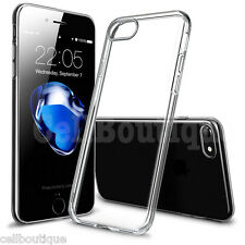 TPU SOFT SILICONE CLEAR GEL BACK CASE COVER FOR iPHONE 6 4.7 SCREEN PROTECTOR