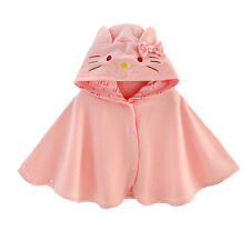 New 100% cotton baby kids girls cape soft baby girls clothes cape shawl 0-3 T