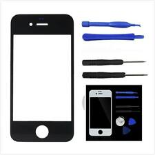 For iPhone 4/4S Front Replacement Part Lcd Glass Tools Kit Screen Repair 2 Color