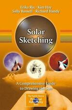 NEW Solar Sketching by Erika Rix Paperback Book (English) Free Shipping