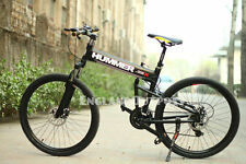 Folding bike frame Hummer Montague Faltrad Bicicletta pliable plegable MTB 26er