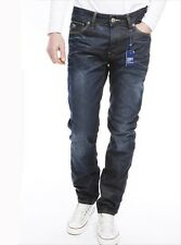 NEU G-STAR JEANS 3301 LOW TAPERED FIT HERREN BLAU 50779 4639 89 LEXICON DENIM