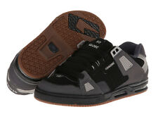 GLOBE Skateboard SHOES SABRE BLACK/CHARCOAL/GRAY