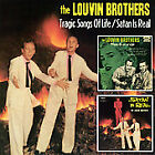 The Louvin Brothers-Tragic Songs of Life/Satan Is Real CD NEW