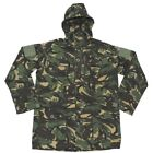 NEW British Army Issue DPM Camo Windproof Hooded Smock - Size 190/120 - X Large