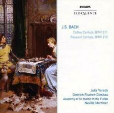 Bach:cofee Cantata Bwv 211 Peasant Ca - Of St. Marti Academy New & Sealed Compac