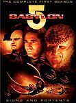 Babylon 5 ~ Complete 1st First Season 1 One ~ BRAND NEW 6-DISC DVD SET