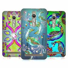 HEAD CASE DESIGNS PEACOCK JEWELLERY HARD BACK CASE FOR ONEPLUS ASUS AMAZON