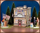 Armed Forces Recruiting Station NEW Department Dept. 56 Snow Village SV D56