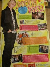 Ross Lynch, R5, Two Page Pinup Clipping