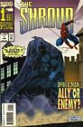 The Shroud #1-4 Set/Spider-Man/Mike Barr/M C Wyman/1993 Marvel Comics