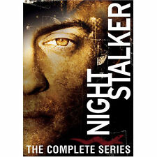 Night Stalker - The Complete Series, New DVDs