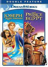 Prince of Egypt & Joseph: King of Dreams (Double Feature), New DVDs