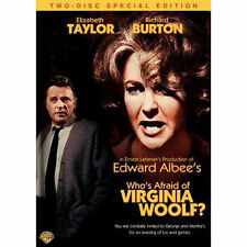 Who's Afraid of Virginia Woolf? (Two-Disc Special Edition), New DVDs
