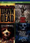 Dawn of the Dead / George A. Romero's Land of the Dead / Halloween II / The Peop