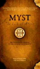 The Book of Atrus (Myst, Book 1) by Rand Miller, Robyn Miller, David Wingrove
