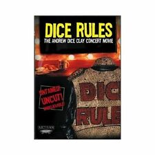 Andrew Dice Clay: Dice Rules DVD Region 1, NTSC