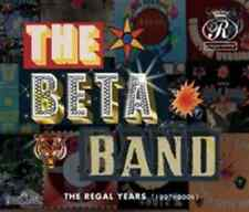 Beta Band-The Regal Years CD / Box Set NEW